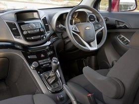 Ver foto 14 de Chevrolet Orlando UK 2010