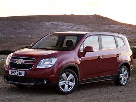 Ver foto 5 de Chevrolet Orlando UK 2010