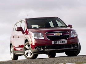 Ver foto 3 de Chevrolet Orlando UK 2010