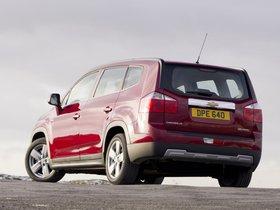 Ver foto 2 de Chevrolet Orlando UK 2010