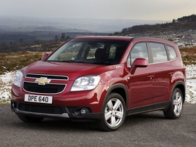 Fotos de Chevrolet Orlando UK 2010