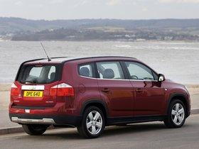 Ver foto 13 de Chevrolet Orlando UK 2010