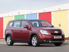 Ver foto 12 de Chevrolet Orlando UK 2010
