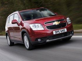 Ver foto 10 de Chevrolet Orlando UK 2010