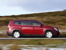 Ver foto 9 de Chevrolet Orlando UK 2010