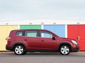 Ver foto 8 de Chevrolet Orlando UK 2010