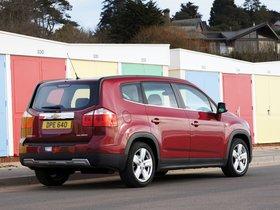 Ver foto 7 de Chevrolet Orlando UK 2010