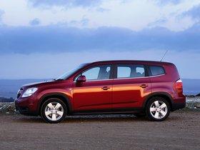 Ver foto 6 de Chevrolet Orlando UK 2010