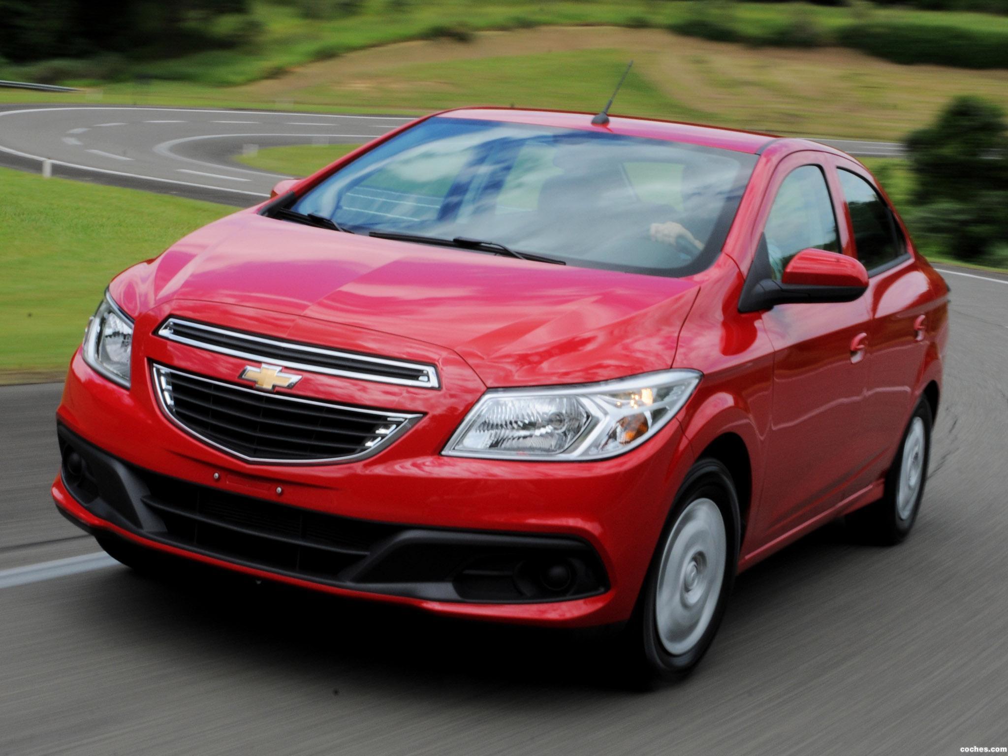 Foto 0 de Chevrolet Prisma LT 2013
