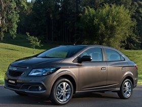 Ver foto 9 de Chevrolet Prisma LTZ 2013