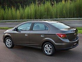 Ver foto 8 de Chevrolet Prisma LTZ 2013
