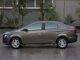 Ver foto 6 de Chevrolet Prisma LTZ 2013