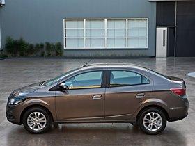 Ver foto 3 de Chevrolet Prisma LTZ 2013