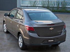 Ver foto 2 de Chevrolet Prisma LTZ 2013