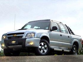 Ver foto 2 de Chevrolet S-10 Crew Cab Brasil 2008