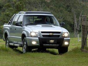 Ver foto 14 de Chevrolet S-10 Crew Cab Brasil 2008