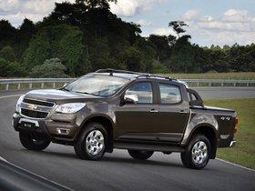 Ver foto 8 de Chevrolet S-10 Double Cab 2012