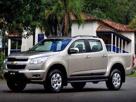 Ver foto 6 de Chevrolet S-10 Double Cab 2012