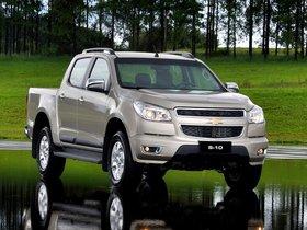 Ver foto 2 de Chevrolet S-10 Double Cab 2012
