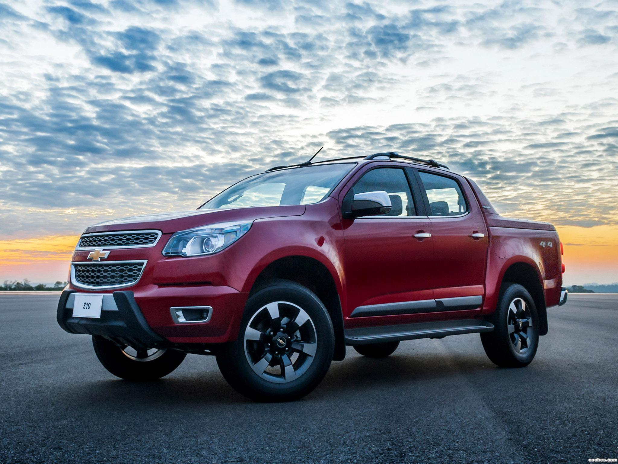 Foto 6 de Chevrolet S10 High Country  2015