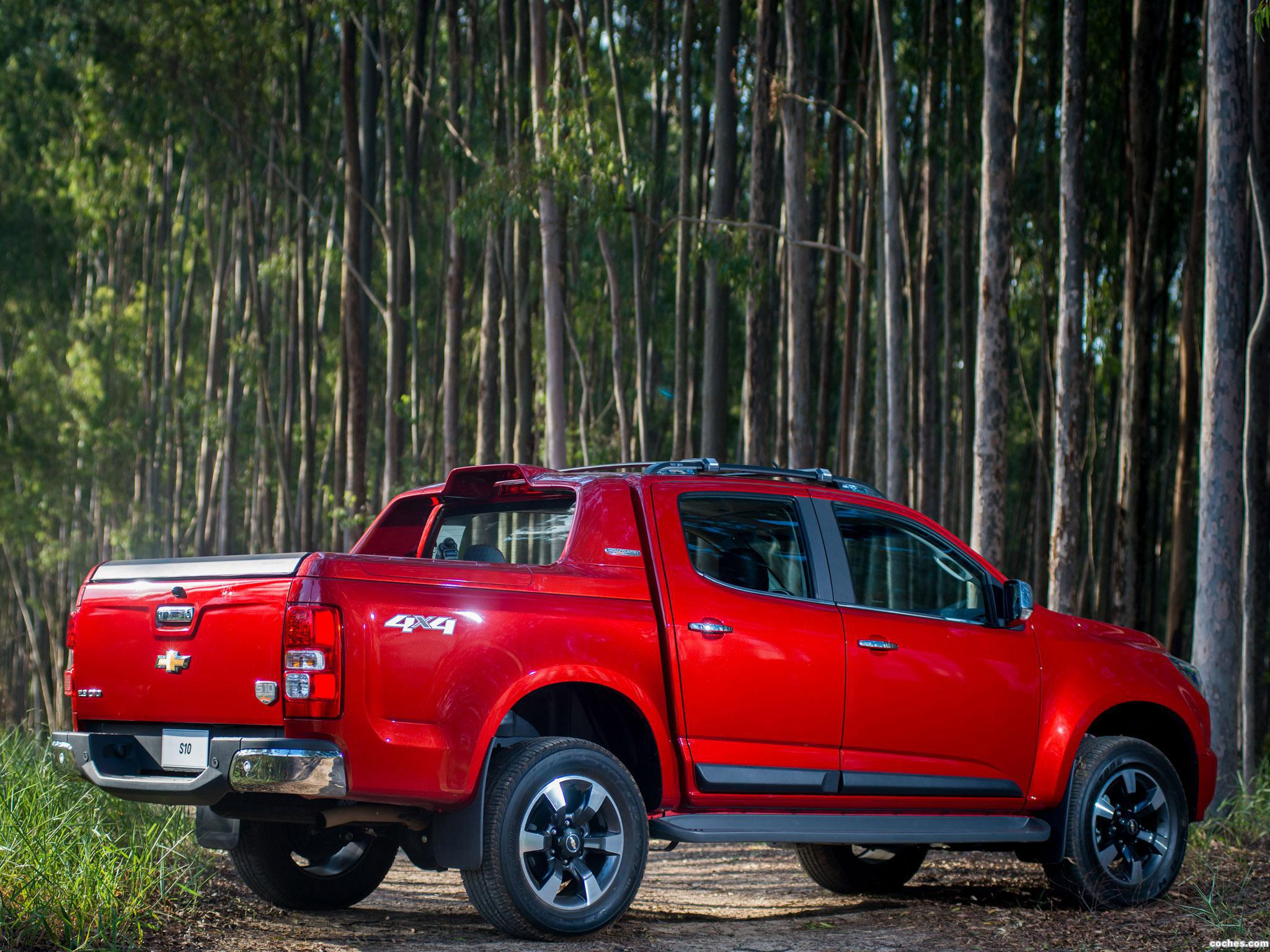 Foto 2 de Chevrolet S10 High Country  2015