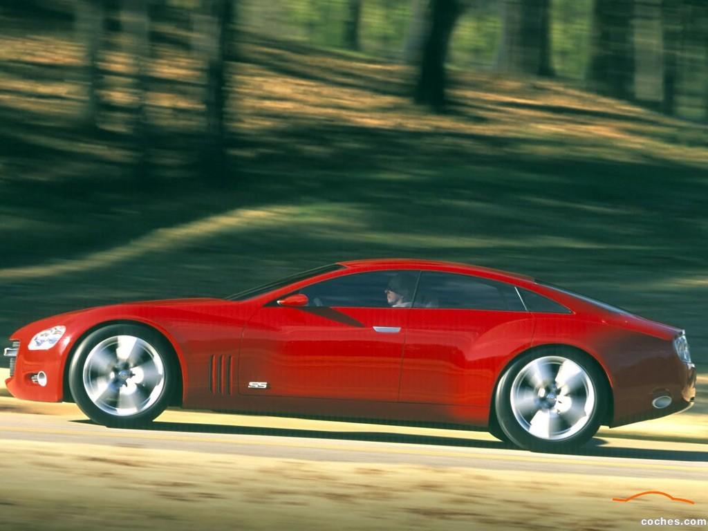Foto 3 de Chevrolet SS Concept 2003