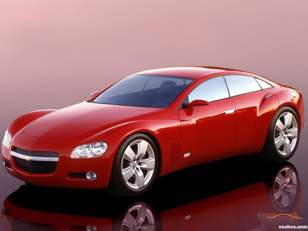 Foto 2 de Chevrolet SS Concept 2003