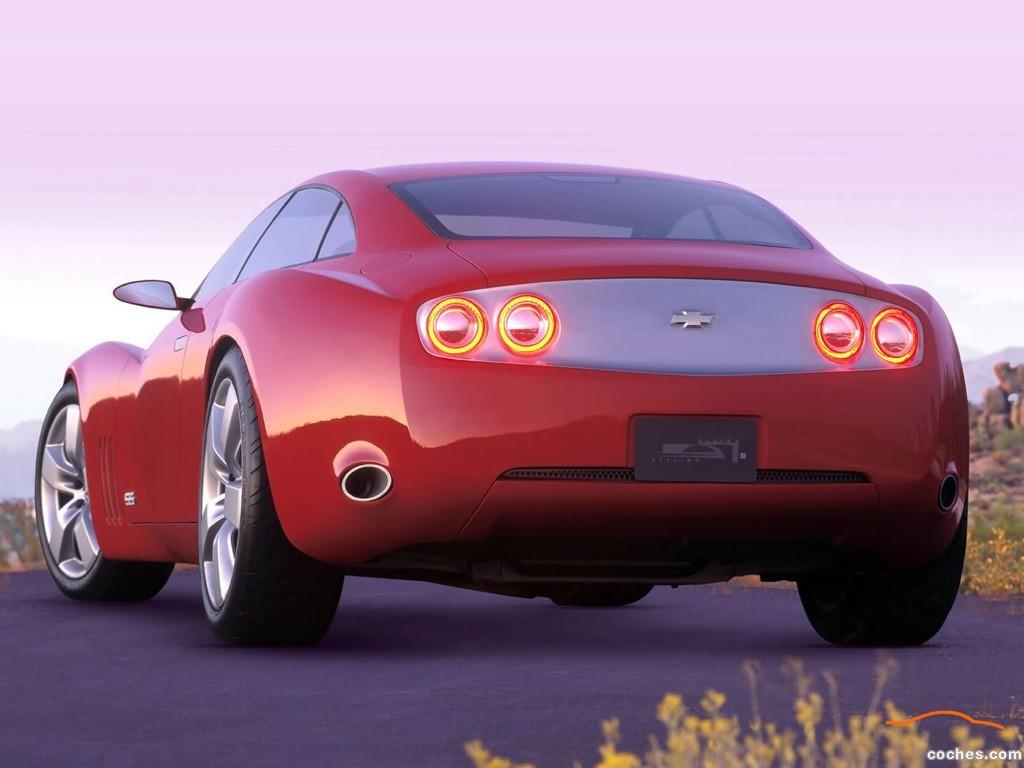 Foto 1 de Chevrolet SS Concept 2003