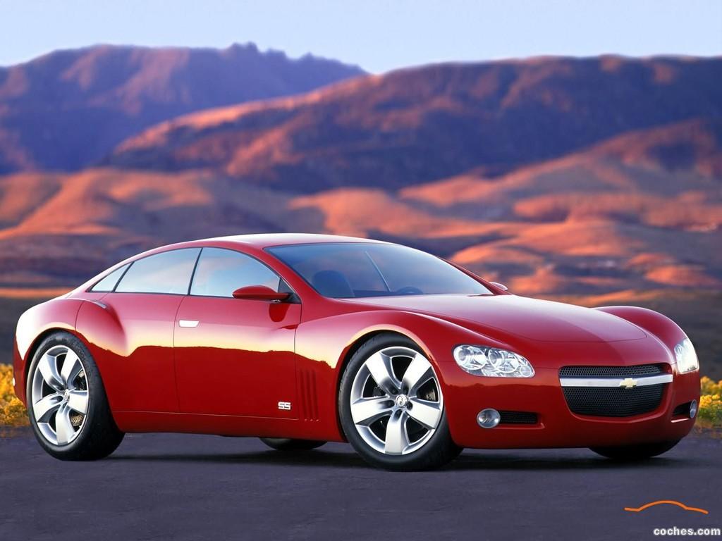 Foto 0 de Chevrolet SS Concept 2003
