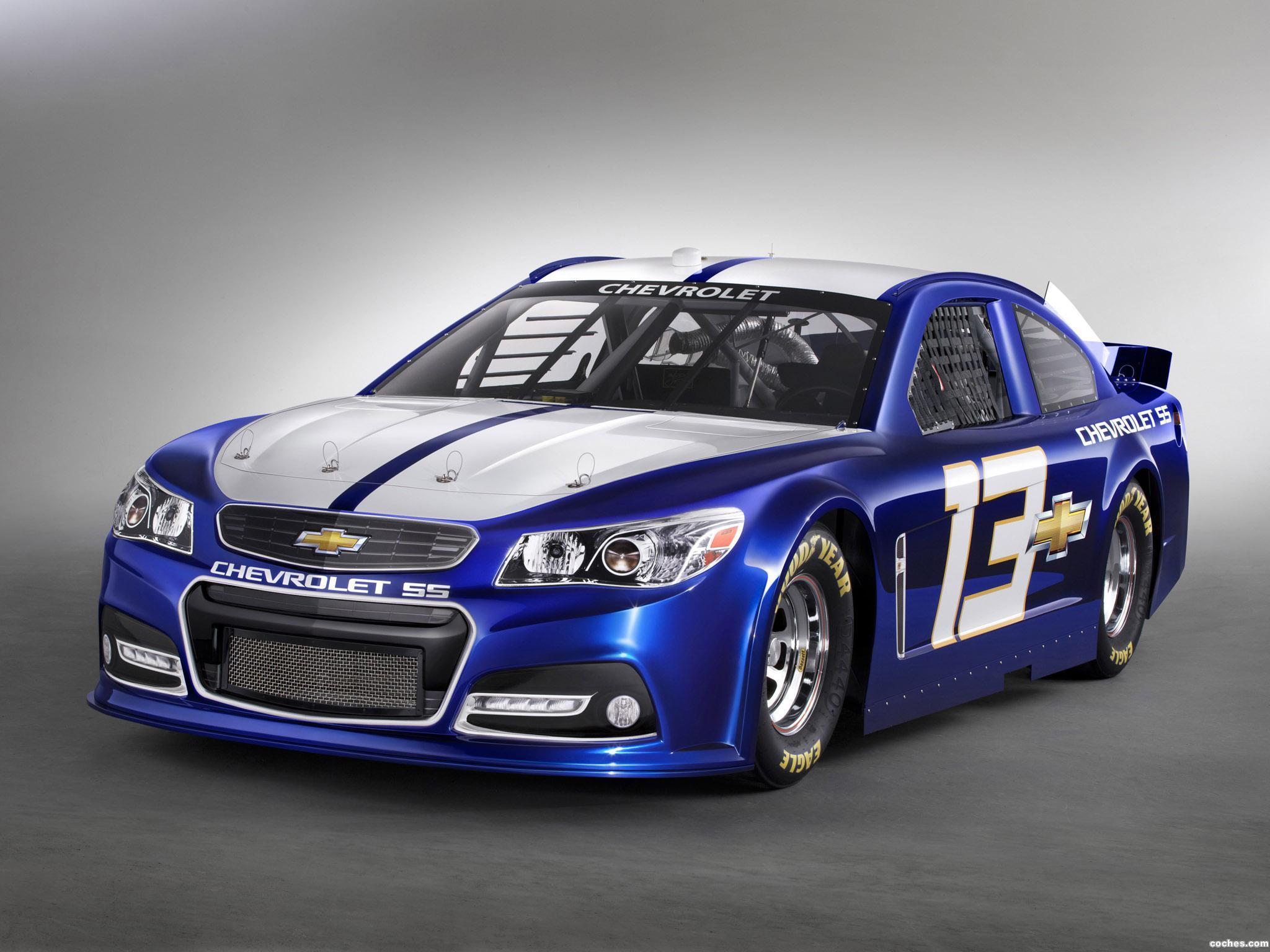 Foto 0 de Chevrolet SS NASCAR Sprint Cup Series Race Car 2013
