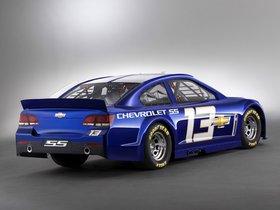Ver foto 4 de Chevrolet SS NASCAR Sprint Cup Series Race Car 2013