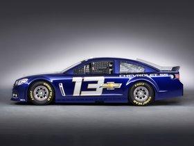 Ver foto 3 de Chevrolet SS NASCAR Sprint Cup Series Race Car 2013