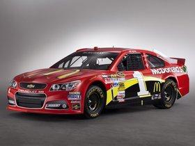 Ver foto 2 de Chevrolet SS NASCAR Sprint Cup Series Race Car 2013