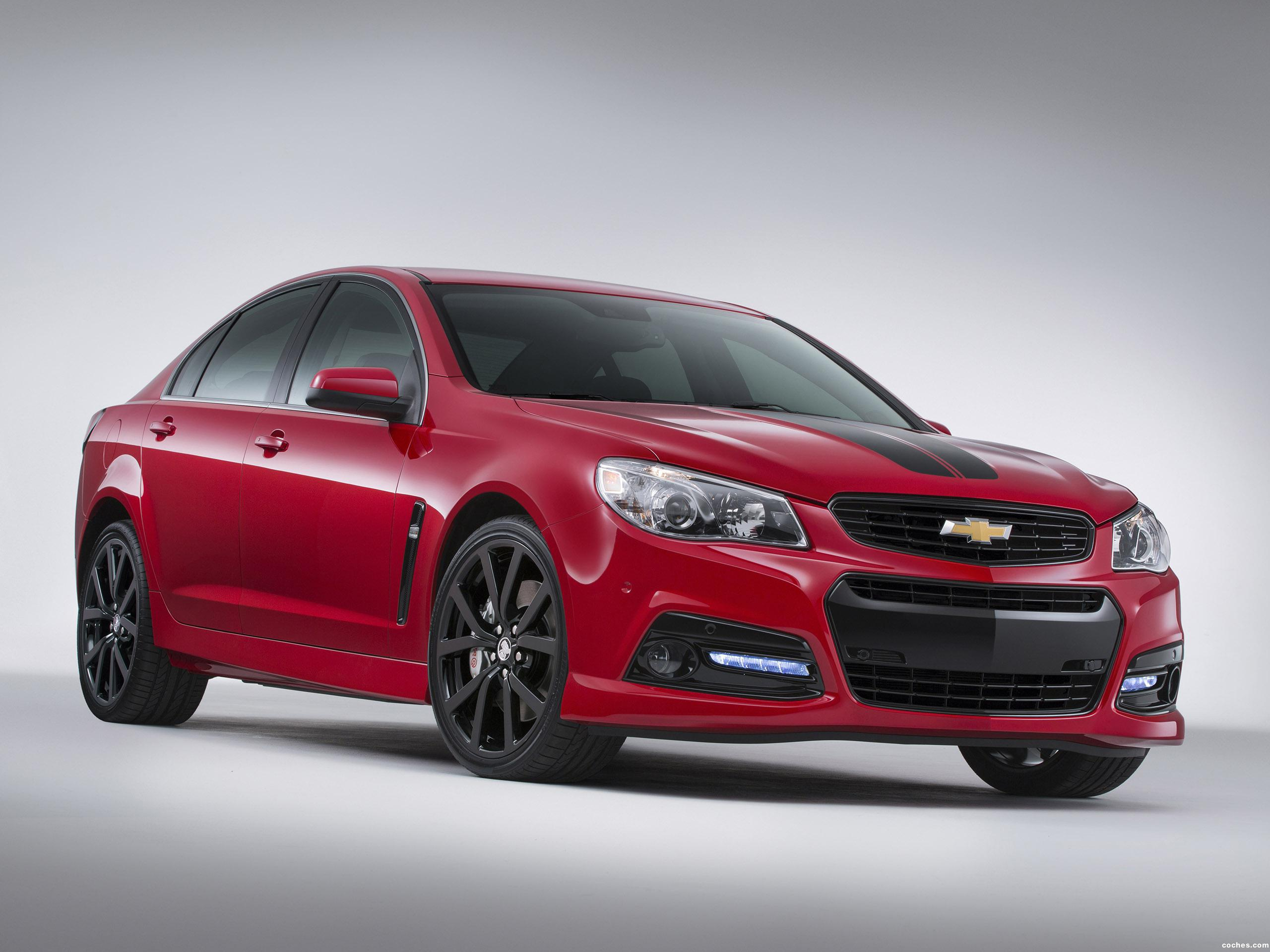 Foto 0 de Chevrolet SS Sport Concept 2014