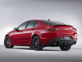 Ver foto 2 de Chevrolet SS Sport Concept 2014