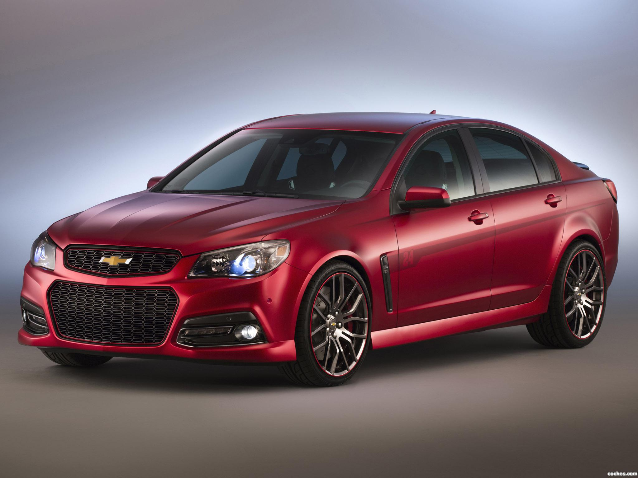 Foto 0 de Chevrolet SS by Jeff Gordon 2013
