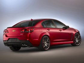 Ver foto 2 de Chevrolet SS by Jeff Gordon 2013