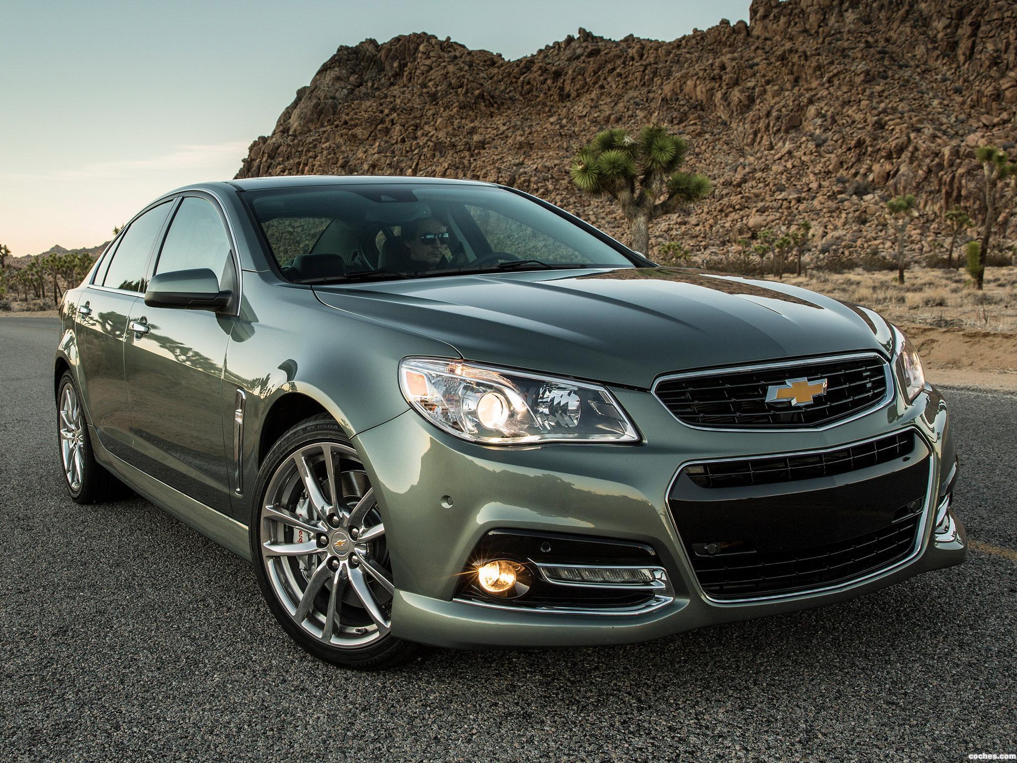 Foto 0 de Chevrolet SS 2013