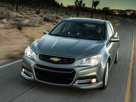Ver foto 2 de Chevrolet SS 2013