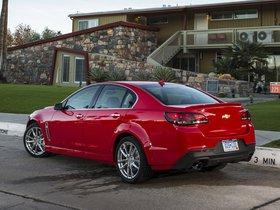 Ver foto 22 de Chevrolet SS 2013