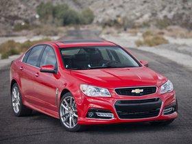 Ver foto 16 de Chevrolet SS 2013