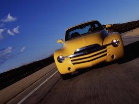 Ver foto 4 de Chevrolet SSR 2001
