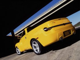 Ver foto 3 de Chevrolet SSR 2001