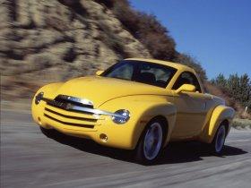 Ver foto 10 de Chevrolet SSR 2001