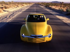 Ver foto 9 de Chevrolet SSR 2001
