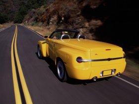 Ver foto 8 de Chevrolet SSR 2001