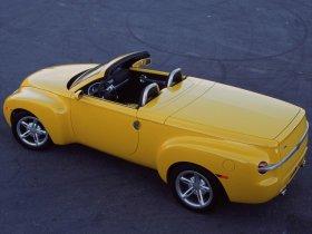 Ver foto 7 de Chevrolet SSR 2001