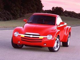 Ver foto 18 de Chevrolet SSR 2001