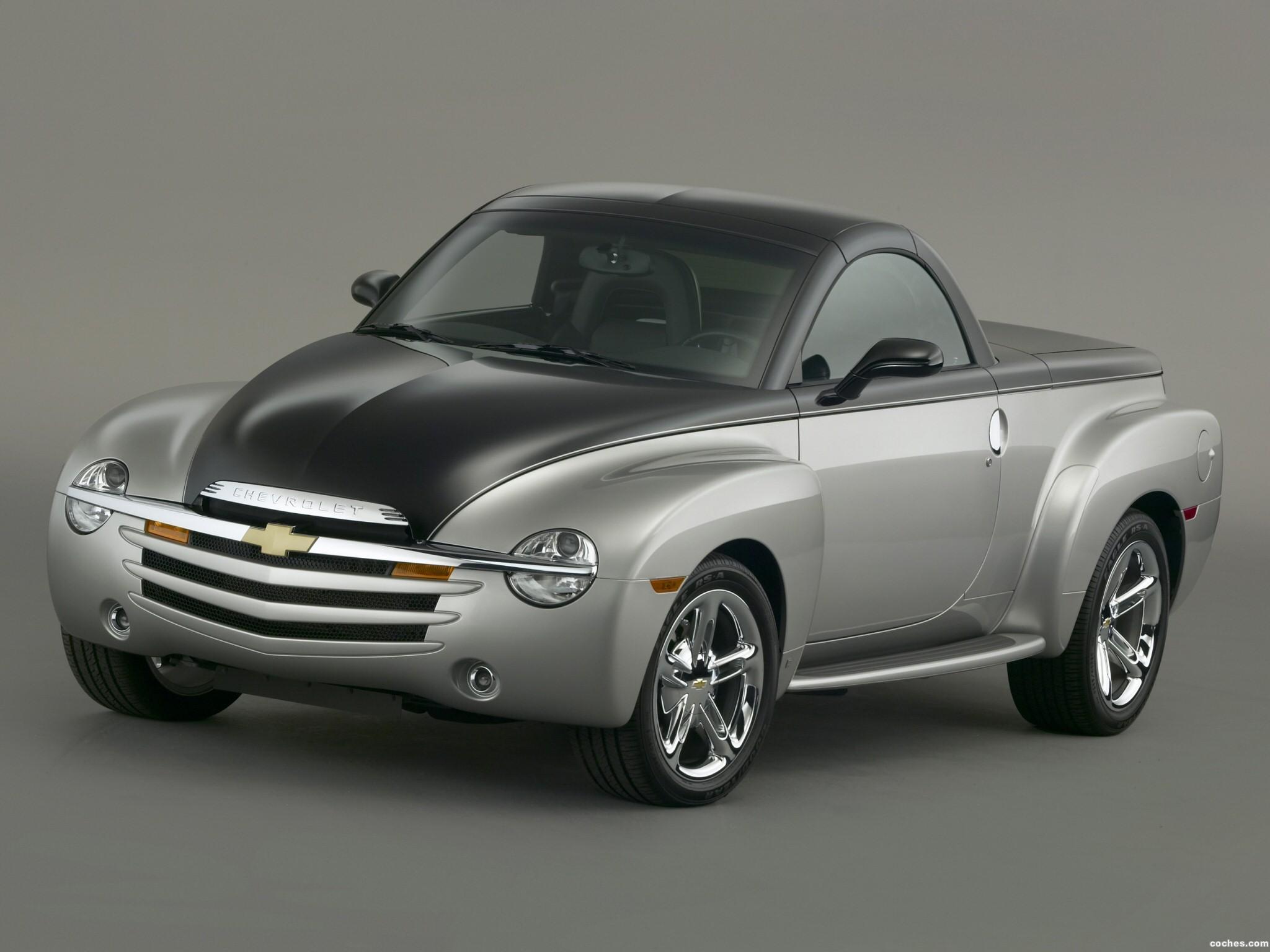 Foto 0 de Chevrolet SSR 2003