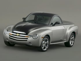 Ver foto 1 de Chevrolet SSR 2003